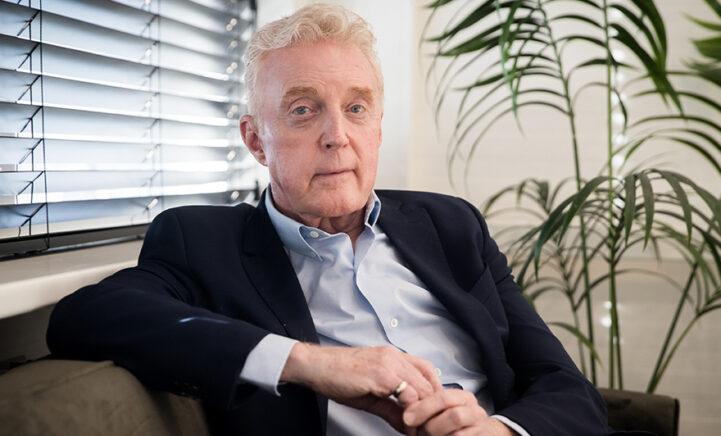 André van Duin huilt nog iedere dag om zijn overleden man: 'je moet er gewoon mee leren leven'