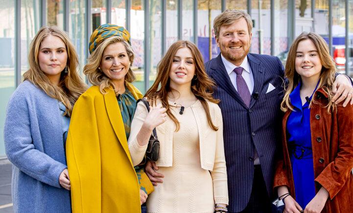Buitenlandse pers kan geen genoeg krijgen van onze prinsessen 'fashionista's'