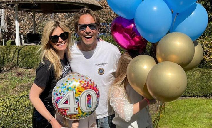 VIDEO: Bas Smit viert 40e verjaardag geheel in stijl!