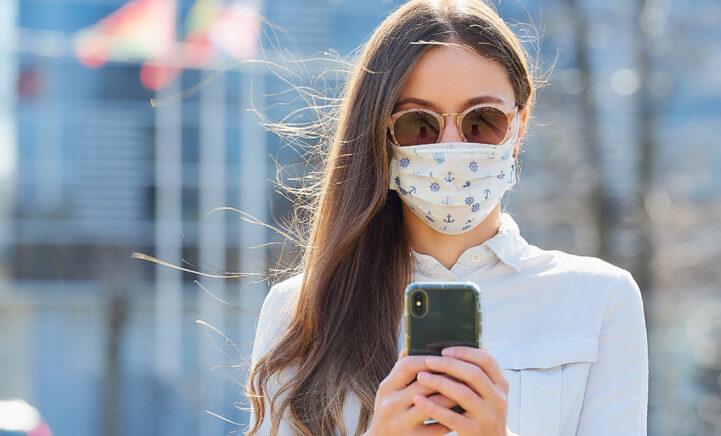 Dit zijn de gevolgen van het dragen van een mondkapje en zó kom je ervan af!