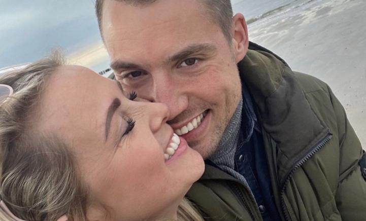 Monique Smit geniet van romantisch weekendje weg zonder kinderen!