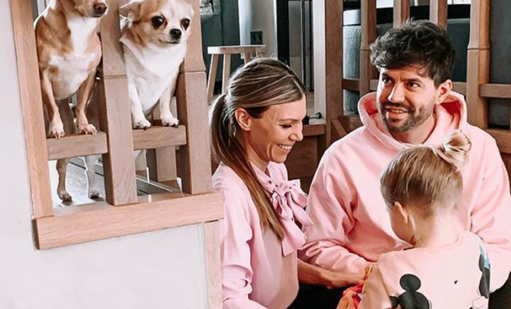 Simon en Annemarie verwelkomen nieuw familielid: 'Welkom lieve Tiger!'