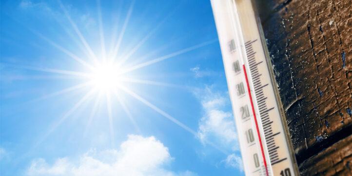 Weersverwachting: Mooi weer in mei en dat maakt ons blij!