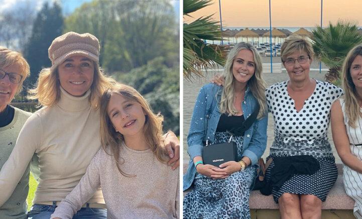 BN'ers delen massaal prachtige foto's met hun moeders op Moederdag!