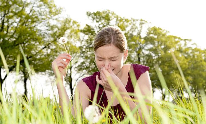 100%GEZONDHEID: Met deze tips heb jij geen last meer van hooikoorts!