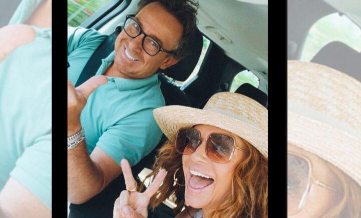 Leontine Borsato deelt eerste selfie met Marco op Ibiza!