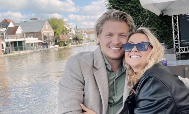 Zó verliefd is Thomas Berge op zijn nieuwe vriendin!