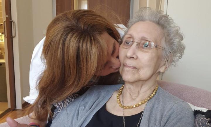 Moeder Patty Brard overleden 'Rust zacht lieve mama'