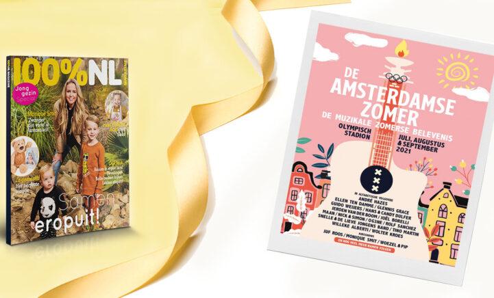 WIN: Tickets voor de Woezel en Pip show van De Amsterdamse Zomer!