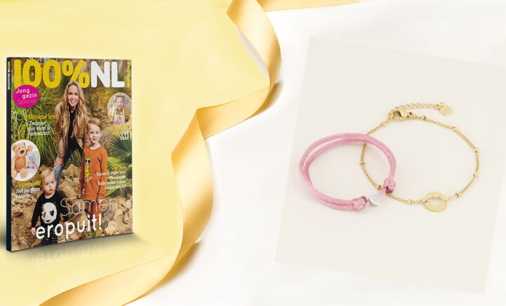 WIN: versterk je moeder-dochter band met deze leuke armbandjes!
