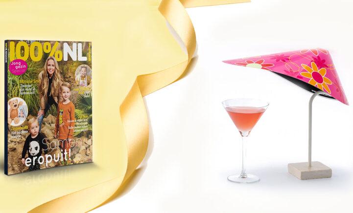 WIN: Tafelparasol voor je drankje in de zon!