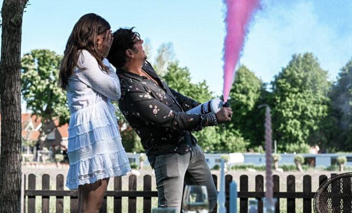 Jan Dulles en Caroline in verwachting van een dochter!