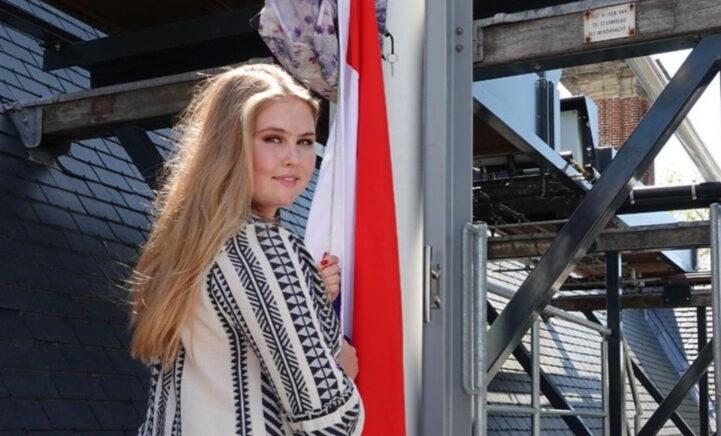 Amalia ziet af van salaris vanaf 18e verjaardag: 'Zonder tegenprestatie vind ik toelage ongemakkelijk'