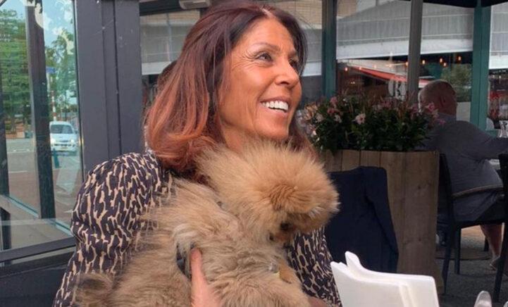 Rachel Hazes woest om 'haatcolumn' Angela de Jong