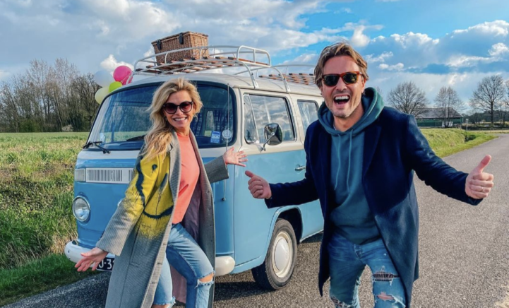 100%NL Magazine Bas Smit en Nicolette van Dam