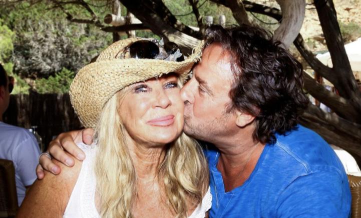 100%NL Magazine Marco Borsato en zijn moeder