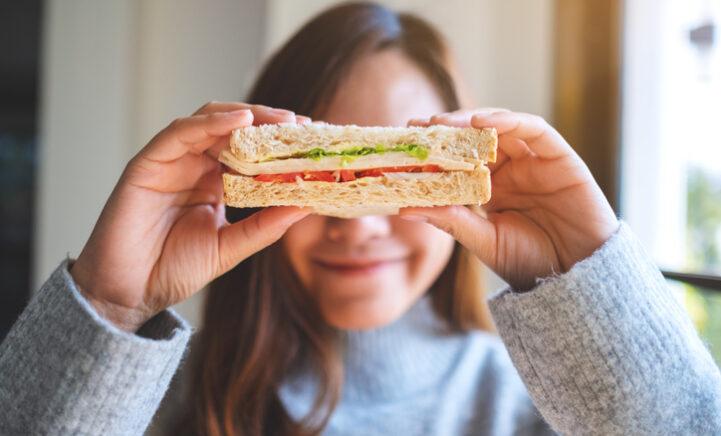 100%NL Magazine brood eten
