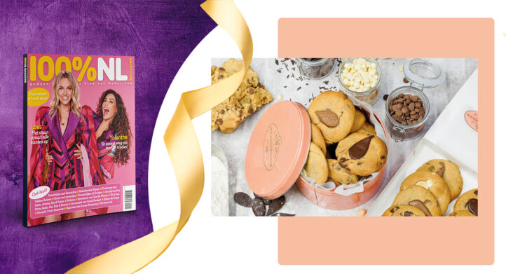 WIN: De lekkerste koekjes ooit van Het Koekemannetje!