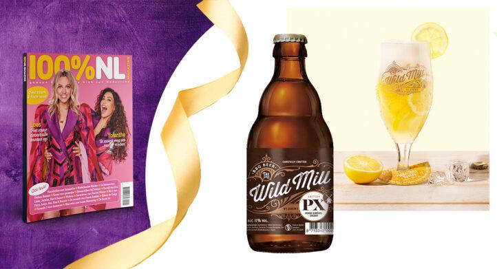WIN: een bierpakket van Wild Mill!