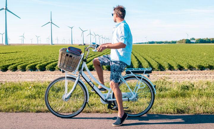 100%NL Magazine fiets