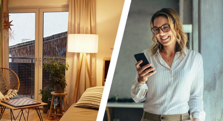 Zo bedien jij je lampen in huis gemakkelijk vanaf je smartphone!