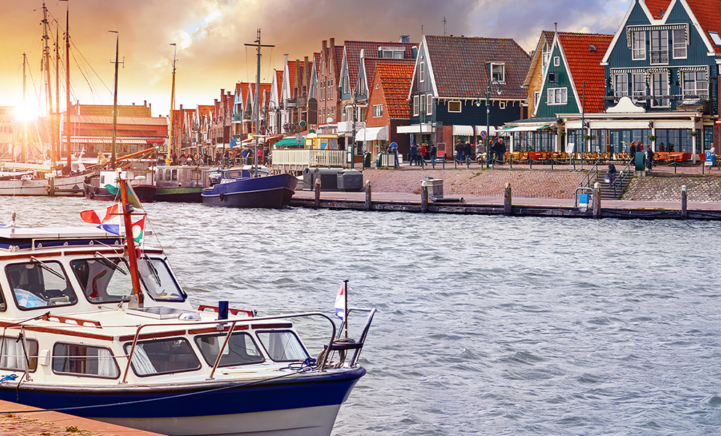 100%NL Magazine Volendam