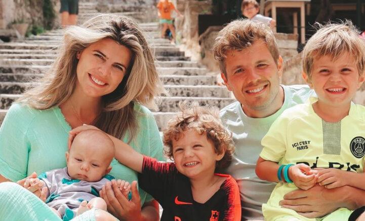 Kim Kötter gezin 100%NL Magazine
